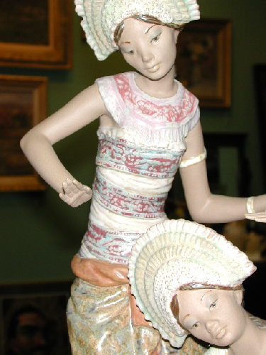 "Picture of Lladro ""Graceful Duo"""